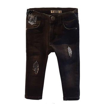 EMC EMC Jeans Strass Zwart