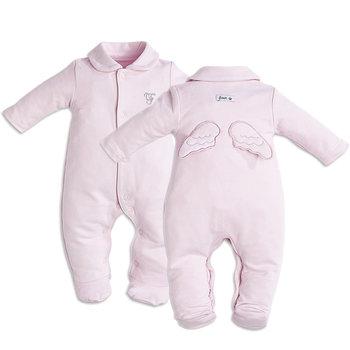 First First Wings Babypakje Roze