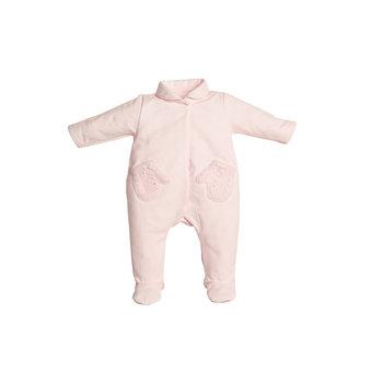 First First Mittens Babypakje Roze