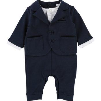 Hugo Boss Boss Suit Babypakje Donkerblauw