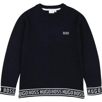 Hugo Boss Boss Trui Zwart