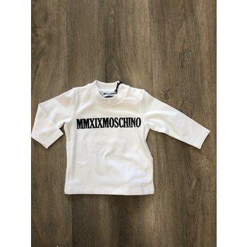 Moschino Moschino Longsleeve Wit