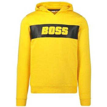 Hugo Boss Boss Trui Geel/Zwart
