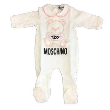 Moschino Moschino Babypakje Creme/Roze