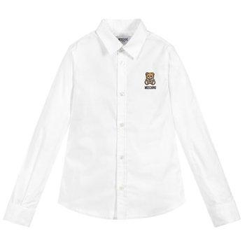 Moschino Moschino Overhemd Wit