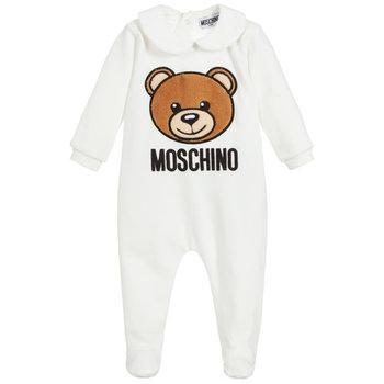 Moschino Moschino Babypakje met Beer Creme
