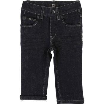 Hugo Boss Boss Jeans Donkerblauw