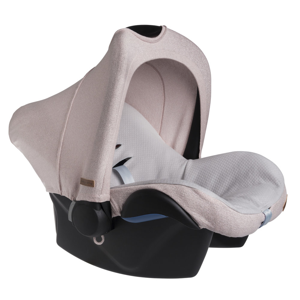 Baby's Only Baby's Only Hoes Sparkle Zilver-Roze Melee