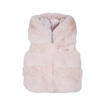 Lapin house Lapin Bont Bodywarmer Roze