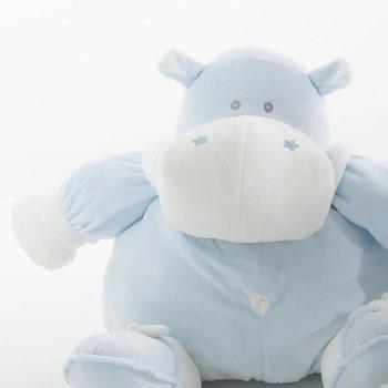 Nanan Nanan Bombo Knuffel Blauw