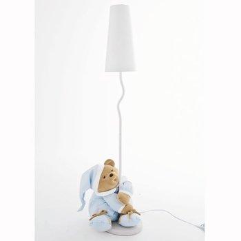 Nanan Nanan Puccio Staande Lamp Blauw
