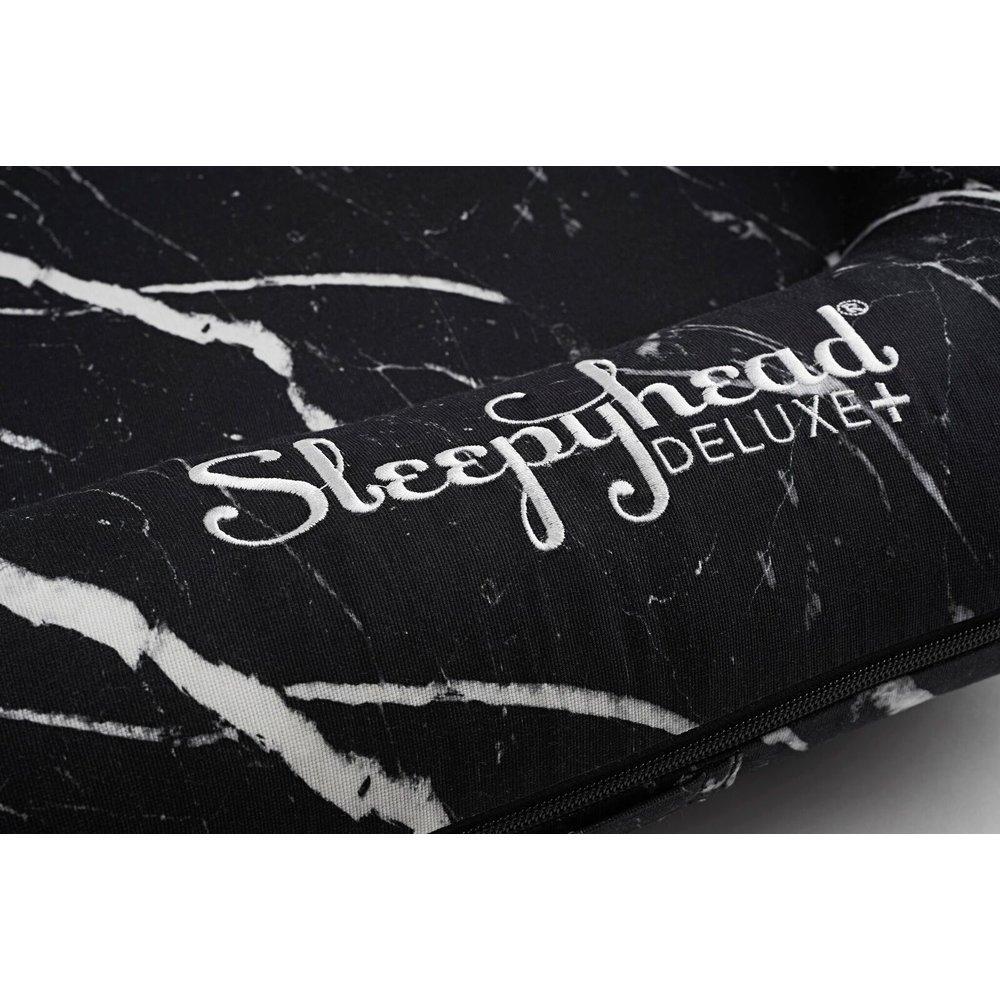 Sleepyhead Sleepyhead Deluxe+ Black Marble (0-8M)
