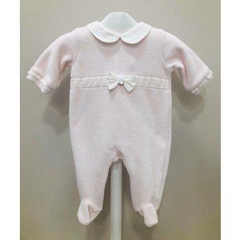 Pureté Pureté Babypakje met Strikje Roze