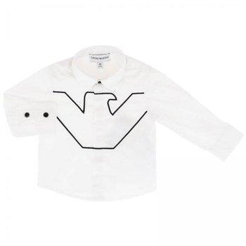Armani Armani Overhemd Wit