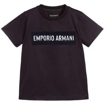 Armani Armani Shirt Donkerblauw