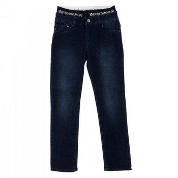 Armani Armani Jeans Blauw