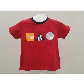 Armani Armani T-shirt Bordeaux