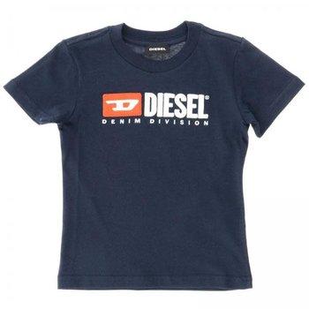 Diesel Diesel Shirt Donkerblauw