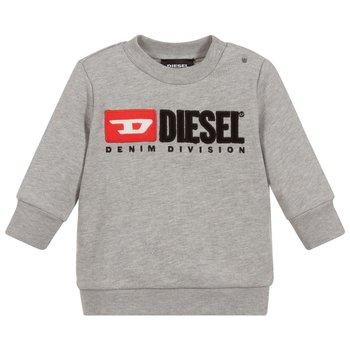 Diesel Diesel Sweater Grijs