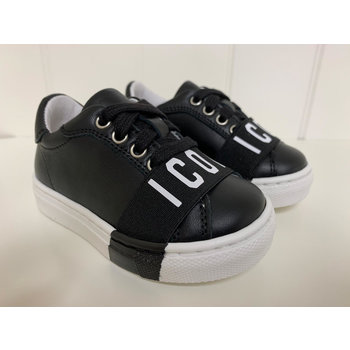 Dsquared2 Dsquared2 Sneakers ICON Zwart