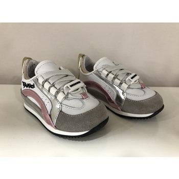 Dsquared2 Dsquared2 Sneakers met Roze Metallic Boog