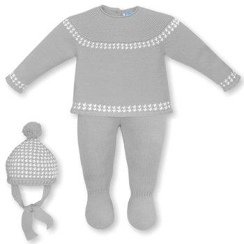 Mac Ilusion Mac Ilusion 3-delig Babypakje Grijs