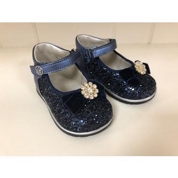 Miss Blumarine Blumarine Schoenen met Glitters Donkerblauw