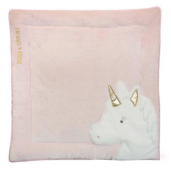 Doudou et Compagnie Doudou Speelkleed Unicorne Roze