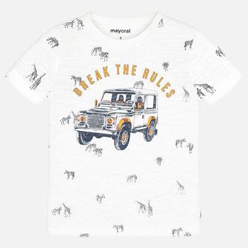 Mayoral Mayoral Jeep T-shirt