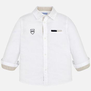 Mayoral Mayoral Overhemd WIt/Zand