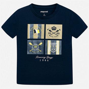 Mayoral Mayoral Shield T-shirt Blauw