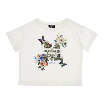 Monnalisa Monnalis Chic 'M' T-shirt