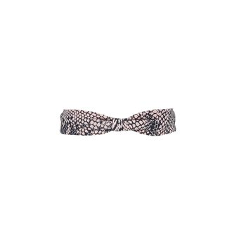 Le Chic Le Chic Slangenprint Haarband
