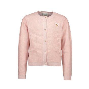 Le Chic Le Chic Glitter Vest Roze