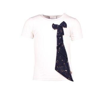 Le Chic Le Chic Glitter Strik T-shirt