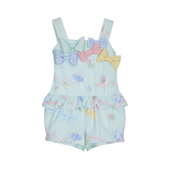 Lapin house Lapin House Strikjes Jumpsuit Mint