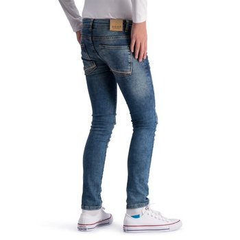 Boof Boof Solar Mid Blue Jeans