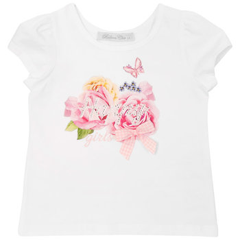 Balloon Chic Balloon Chic Rozen 'Happy' T-shirt