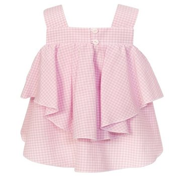 Balloon Chic Balloon Chic Rozen Ruffle Set Roze