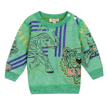 Kenzo Kenzo Olifanten Sweater Groen