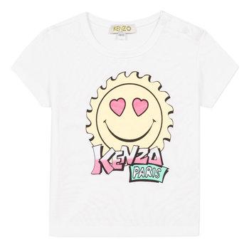 Kenzo Kenzo 'Sun' T-shirt Roze