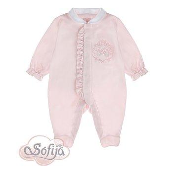 Sofija Sofija Babypakje met Schoentjes Roze