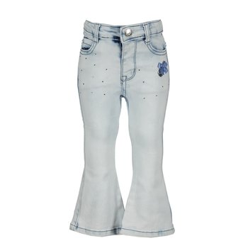 Le Chic Le Chic Gebleekte Flare Pants