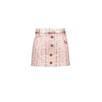 Le Chic Le Chic Tweed Rok Roze