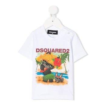 Dsquared2 Dsquared2 Aloha T-shirt