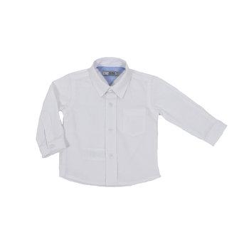 Dr Kid Dr Kid Overhemd Wit