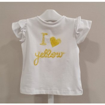 Elsy Elsy Shirt Yellow