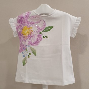 Elsy Elsy Shirt Lotus Flower