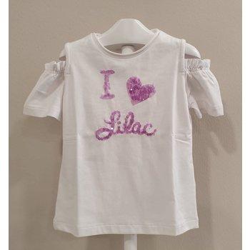 Elsy Elsy Shirt Lilac