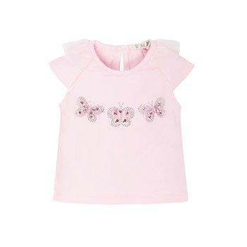 EMC EMC Shirtje Roze